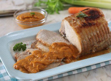 Arrosto in padella morbido e succoso ricetta secondo piatto