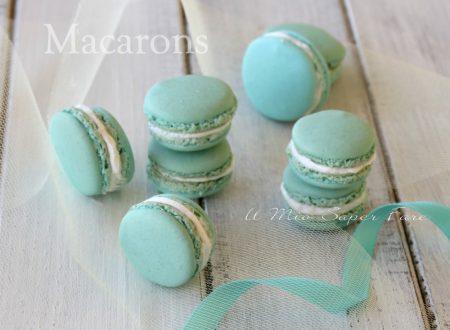 Macarons ricetta facile e infallibile