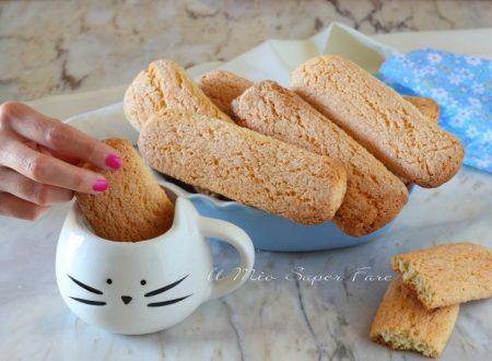 Biscotto da inzuppo ricetta antica con o senza ammoniaca