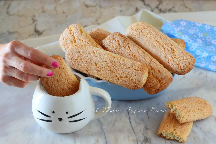 Biscotto da inzuppo ricetta antica con o senza ammoniaca il mio saper fare