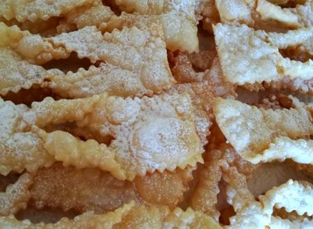 Chiacchiere fritte ricetta dolce