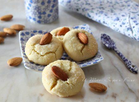 Ricetta biscotto alle mandorle