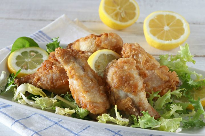 pollo fritto al limone ricetta il mio saper fare