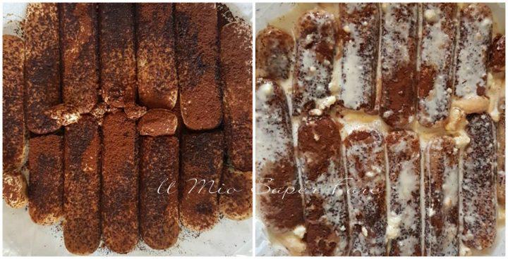 torta tiramisu al forno ricetta il mio saper fare
