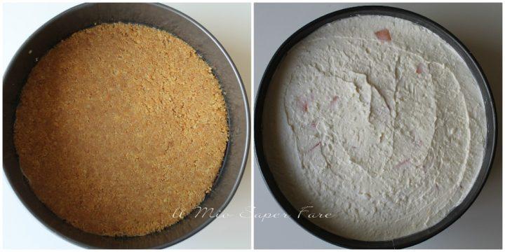 base per cheesecake il mio saper fare