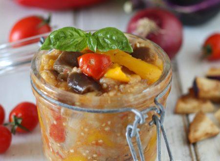 Contorno di verdure miste ricetta anche Bimby