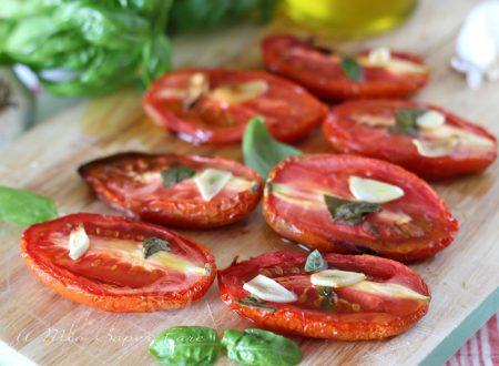Pomodori arrosto ricetta facile contorno antipasto