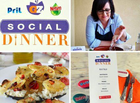 SOCIAL DINNER – VIENI A CENA A CASA MIA !