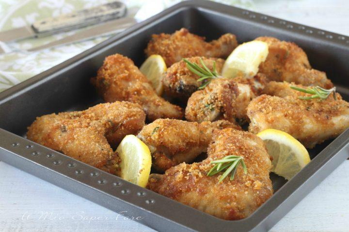 Pollo fritto ma non fritto cottura al forno perfetta con tutti i miei segreti