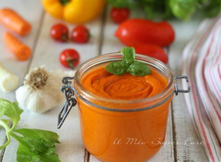 Salsa rubra ricetta salsa rossa fatta in casa