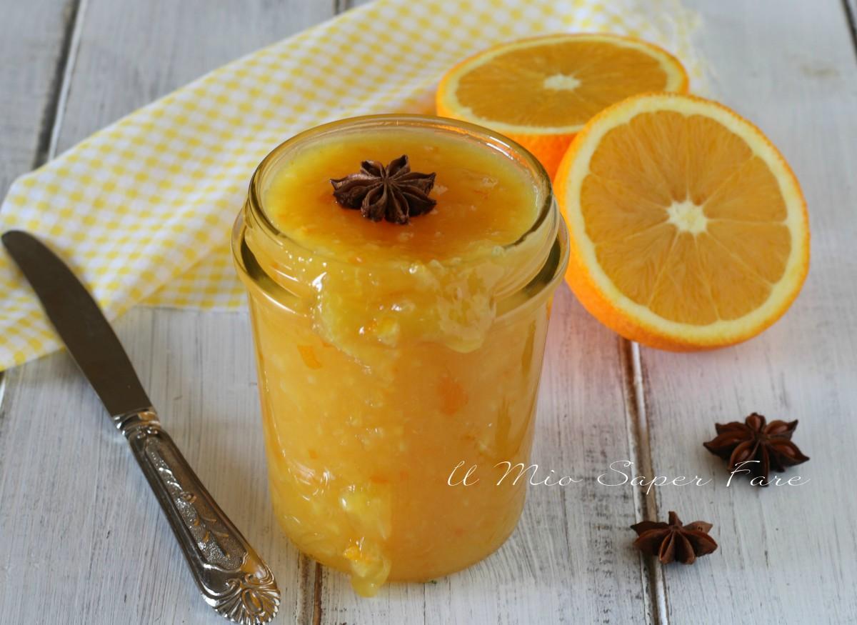 Far Bollire Vasetti Marmellata marmellata di arance bimby con trucco
