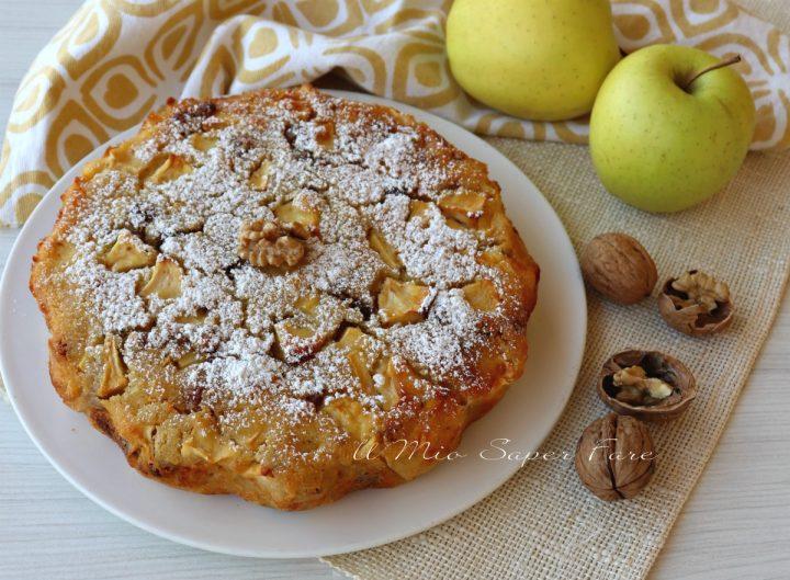 Macafame ricetta dolce alle mele con pane raffermo il mio saper fare