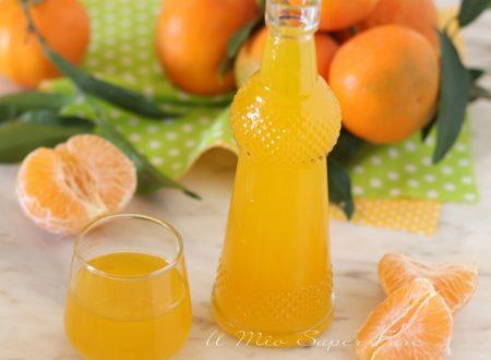 Liquore al mandarino ricetta Mandarinetto fatto in casa