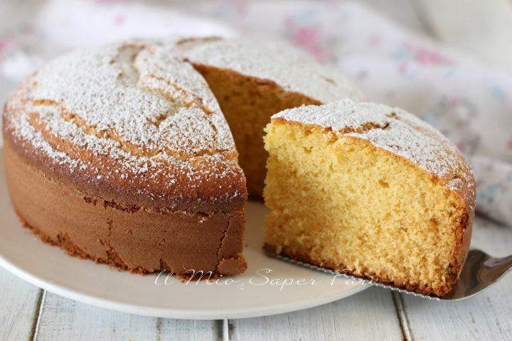 Torta di mais ricetta dolce Bolo de fubà Bimby