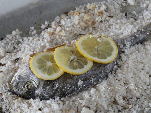 Orata al sale ricetta pesce al forno in crosta di sale
