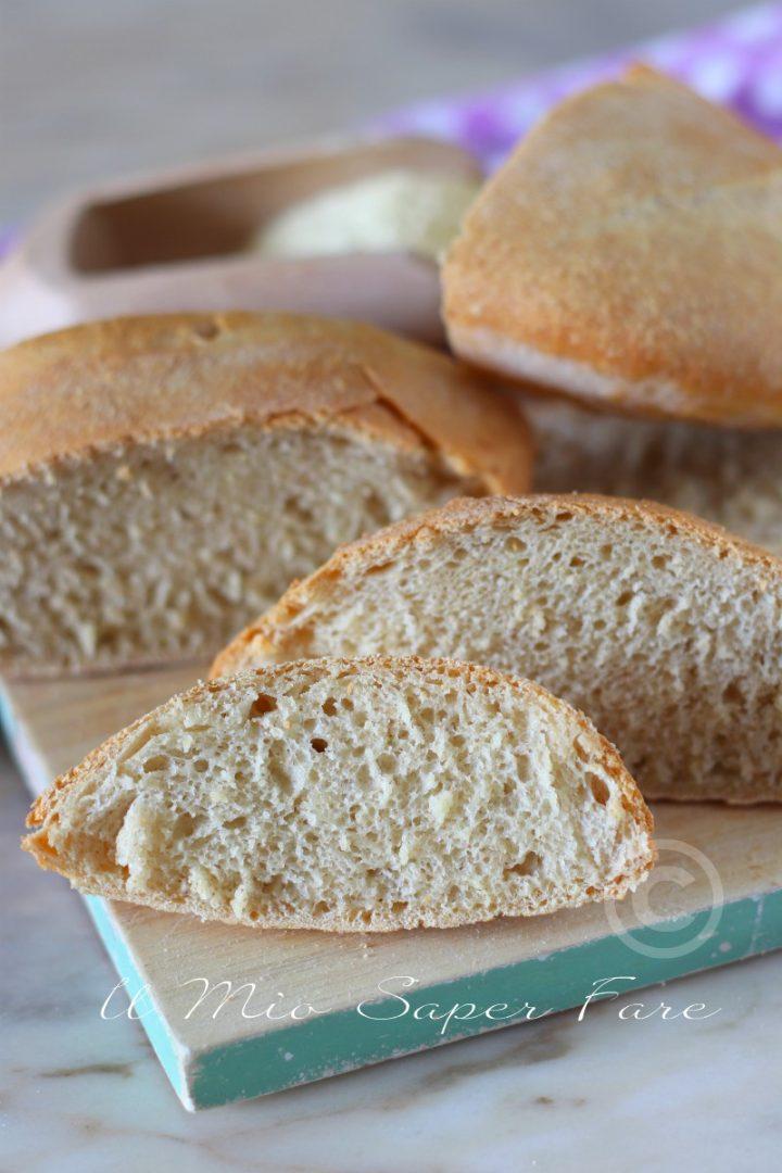 Ricetta pane facile senza impasto e sempre pronto il mio saper fare
