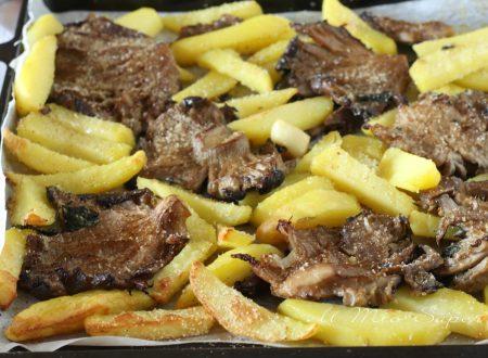 Sformato di patate e funghi ricetta antipasto e contorno