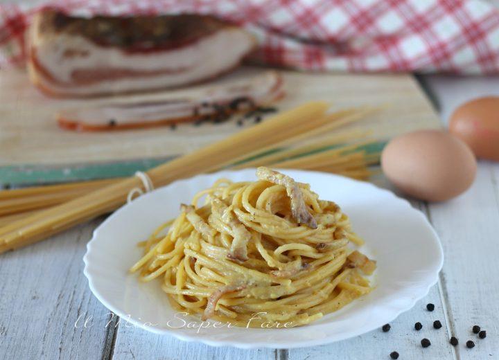 PASTA alla CARBONARA ricetta originale per il Carbonara Day