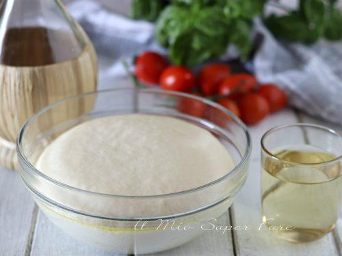 Impasto per calzoni al vino ricetta pasta lievitata