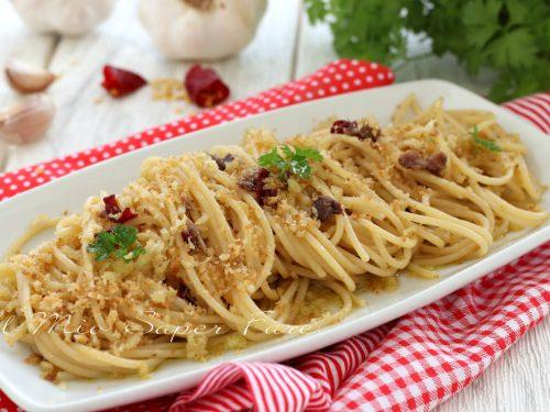 PASTA alla CARRETTIERA ricetta SICILIANA