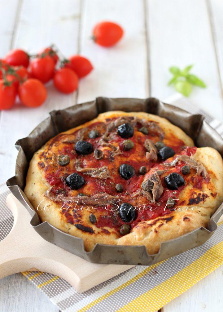 FOCACCIA alla CARRETTIERA ricetta SICILIANA Il mio saper fare