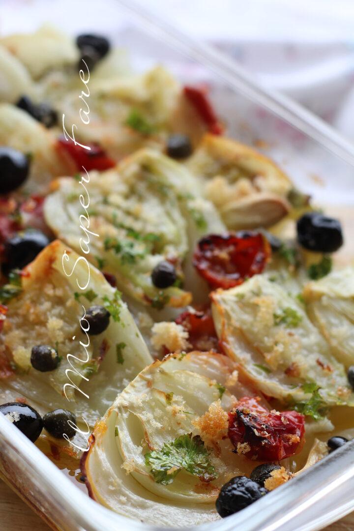 FINOCCHI GRATINATI ricetta SICILIANA Il mio saper fare