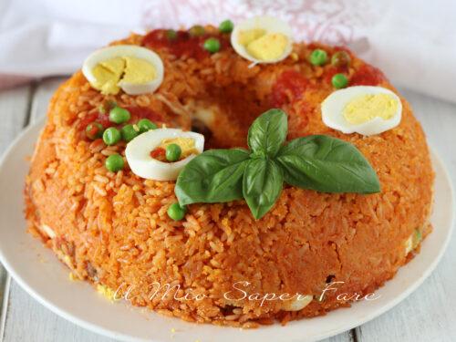 Sartù di riso ricetta timballo ripieno napoletano