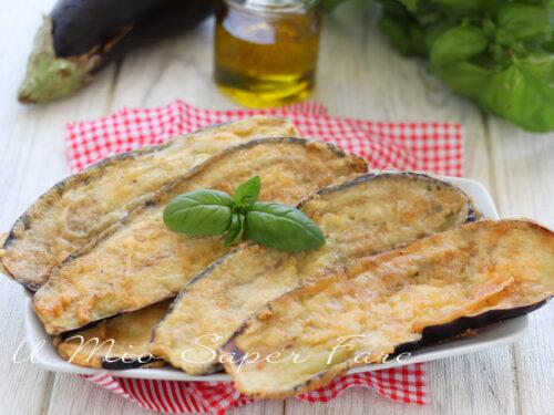 MELANZANE INDORATE e FRITTE ricetta napoletana