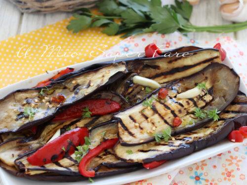 MELANZANE alla SICILIANA ricetta antipasto o contorno