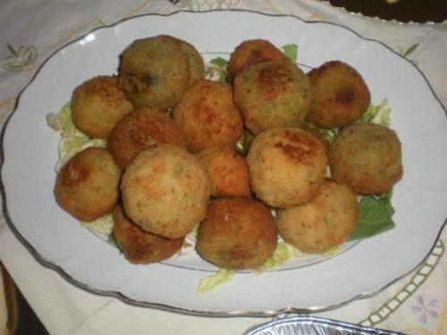 Arancini siciliani al pistacchio Bimby