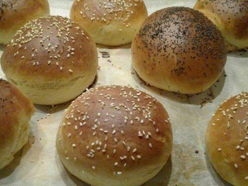 Panini per hamburger Bimby