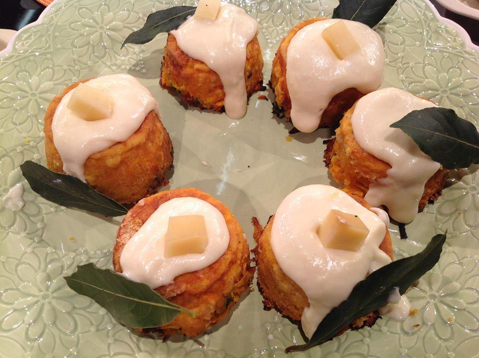 Sformatino di carote di Anna Moroni