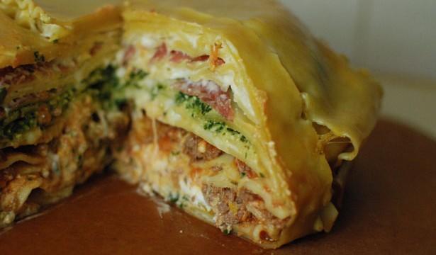 Lasagne,ricetta rivisitata