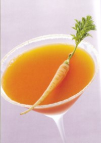 Carrot Cream Cocktail