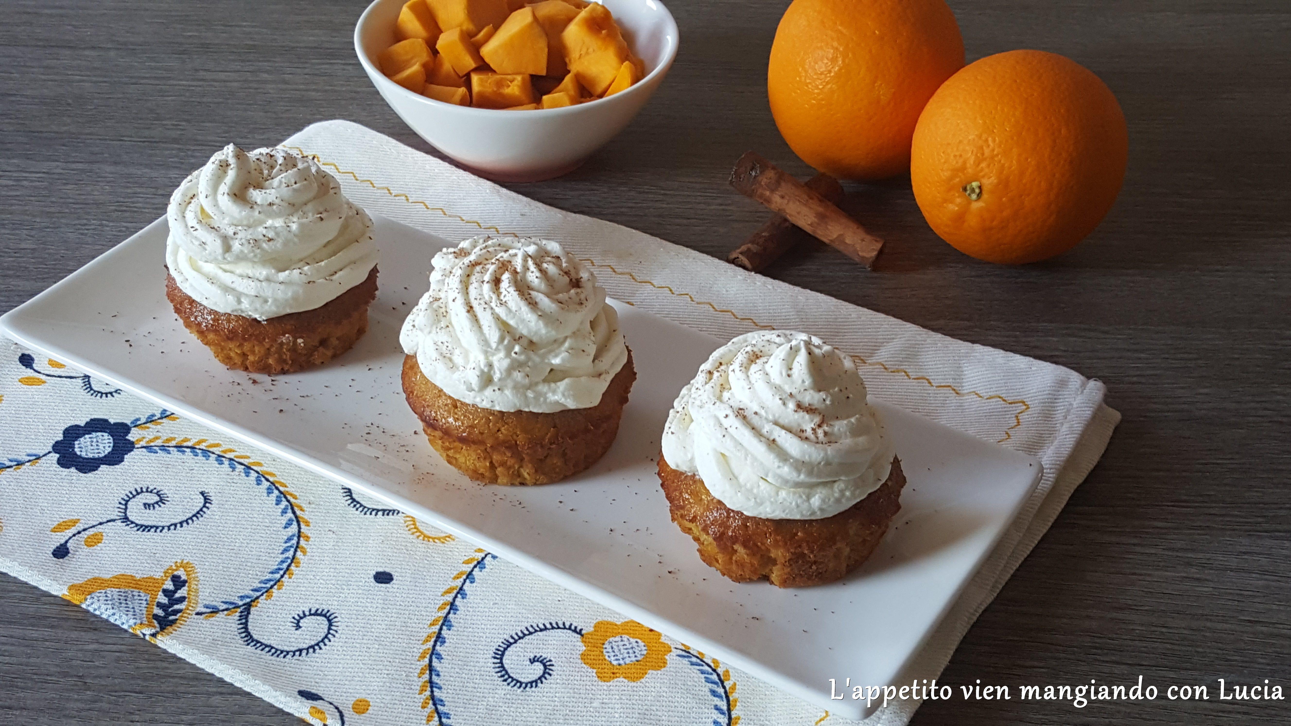 Lucia Muffins Recipe — Dishmaps