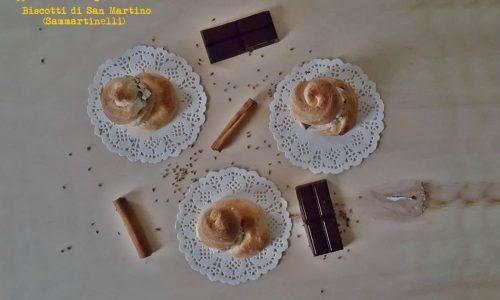 Biscotti di San Martino -Sammartinelli