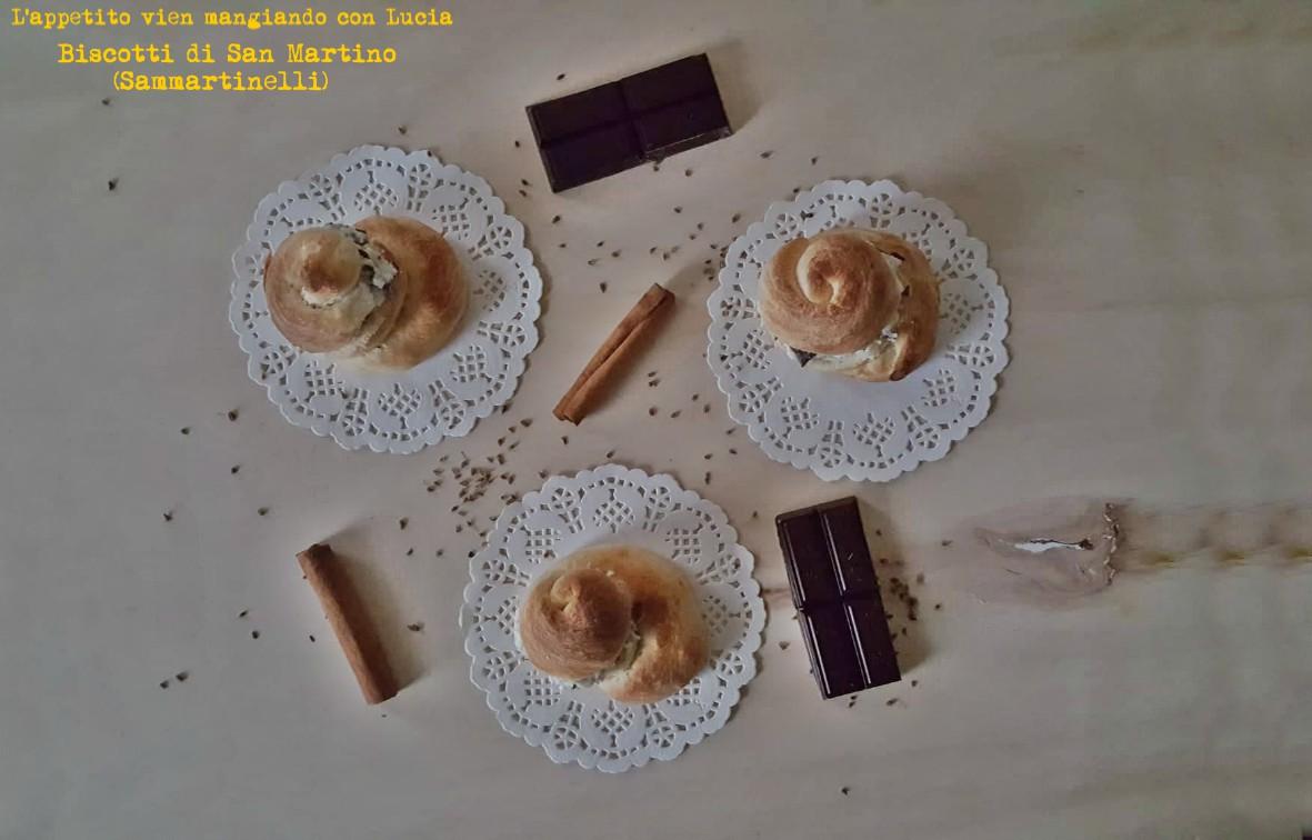 Biscotti di San Martino - Sammartinelli