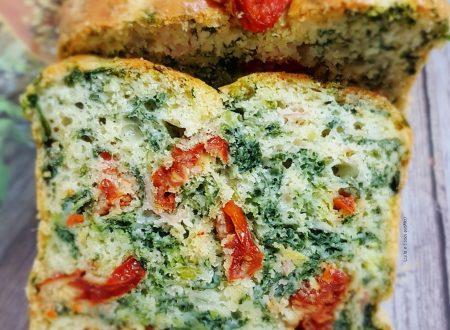 Pan Bauletto con Spinaci Prosciutto Cotto Mozzarella e Pomodori Secchi