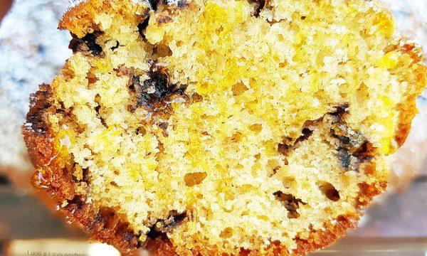 Ciambella al latte caldo e miele di melata con farina di grano Saragolla