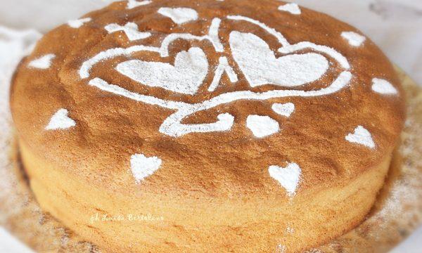 Pan di Spagna (ricetta base)