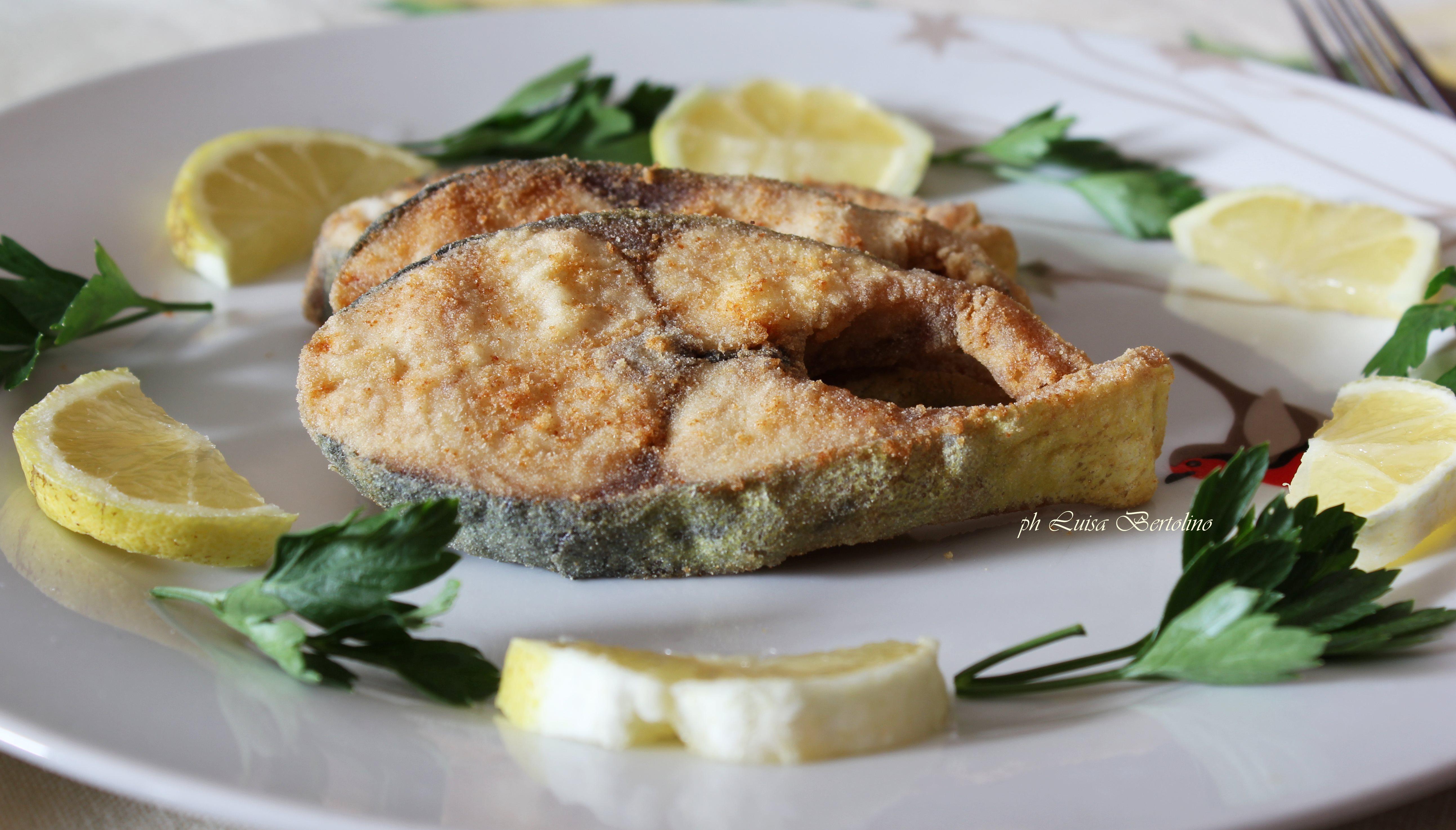 Pesce capone fritto