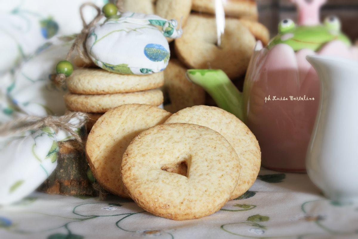 Biscotti al latte di riso senza lattosio