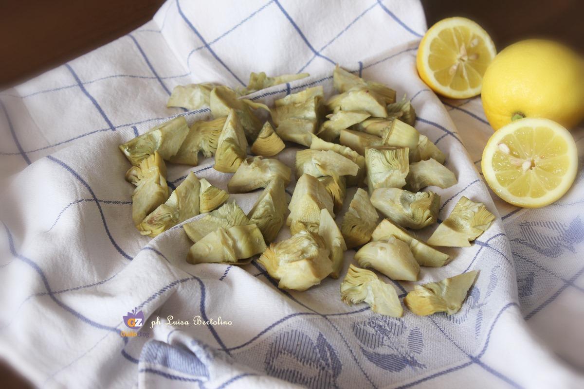 come congelare i cuori di carciofi la magica cucina di luisa