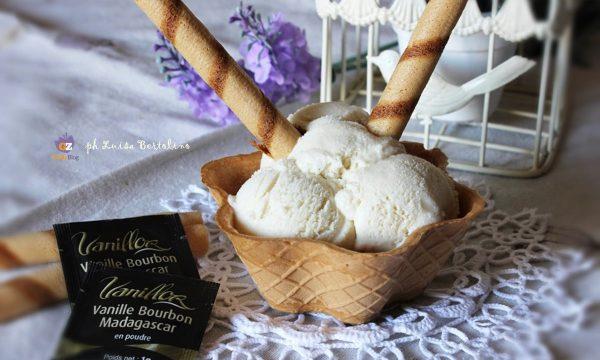 Gelato alla vaniglia – Ricetta base