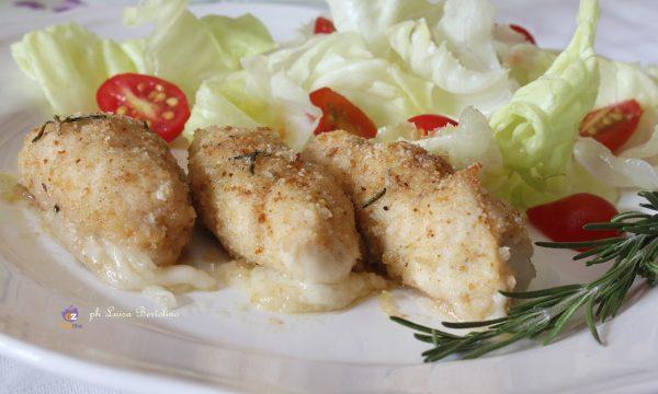 Involtini di pollo al rosmarino