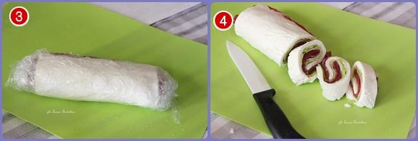 Rollè di mozzarella e bresaola