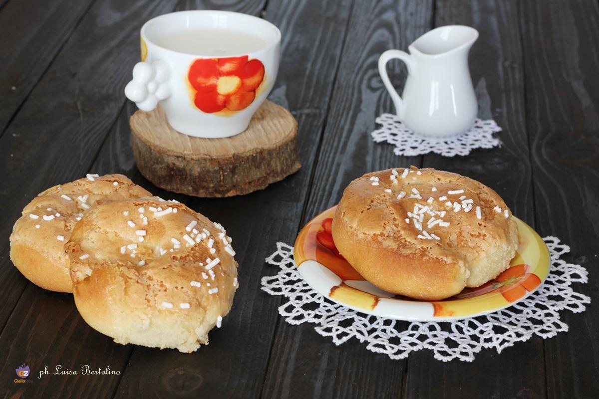 Ciambelle per la colazione