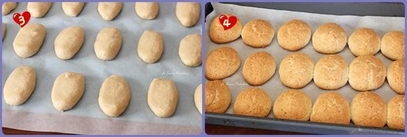 Biscotti al latte siciliani
