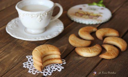Biscotti  tipo Spicchi di Sole