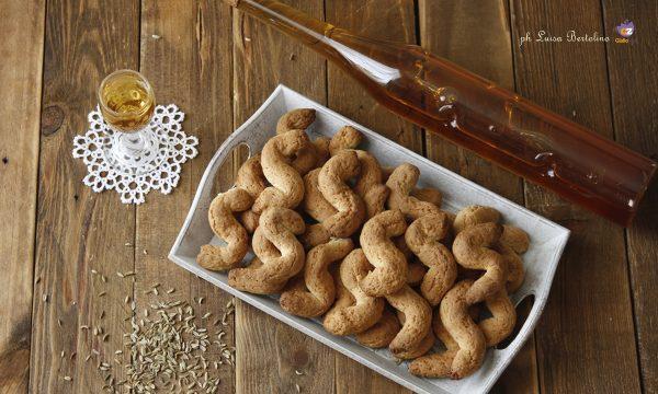 Biscotti a esse – Viscotti da monaca